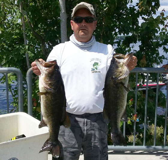 Bass fishing tournament winner for Bass fishing tournaments in florida